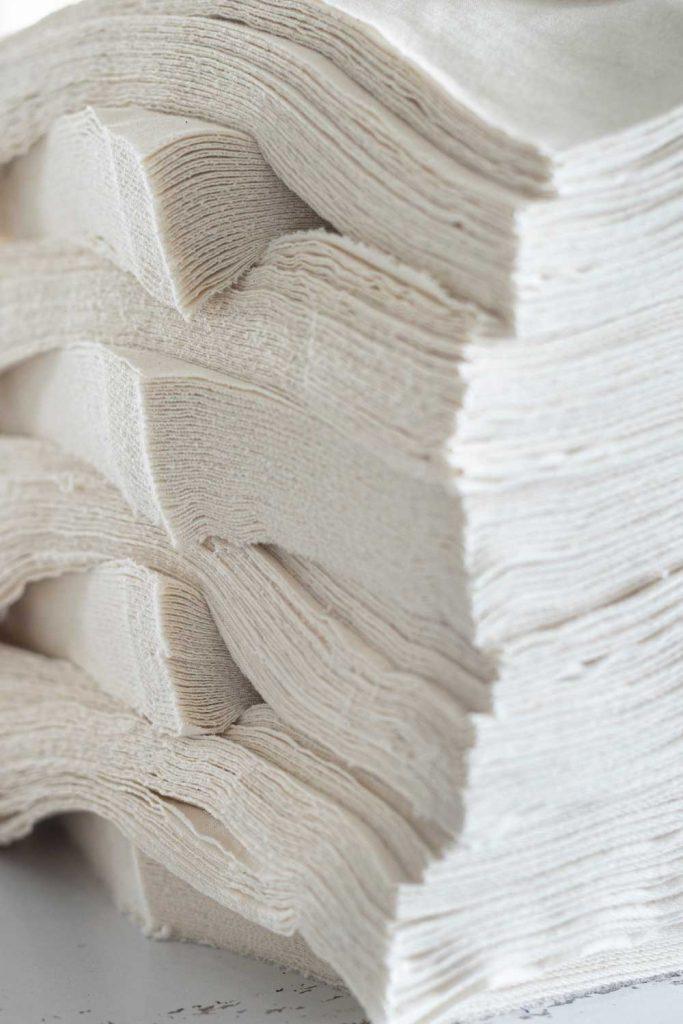 Fabric cuttings